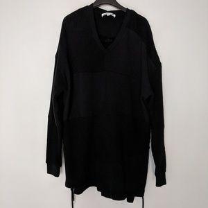 Alexander McQueen oversized sweater dress S